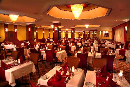 Elias Beach Hotel Amadeus Restaurant