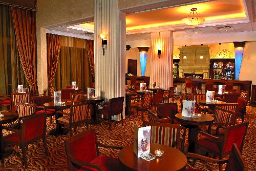 Elias Beach Hotel Zodiac Bar