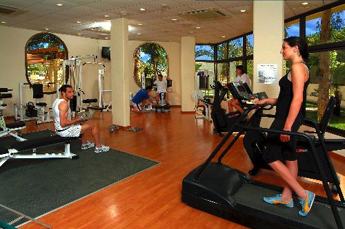 Elias Beach Hotel Serenity Health Club