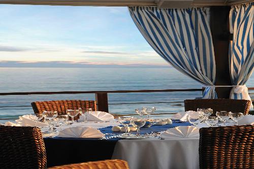 Elias Beach Hotel Blue Paradise Beach Bar & Restaurant