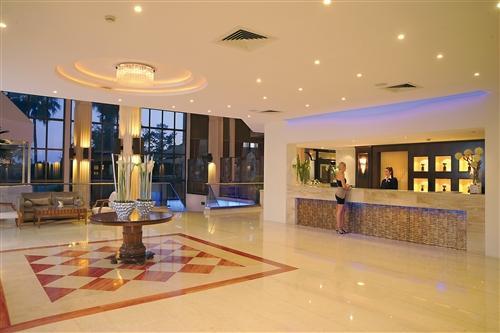 Elias Beach Hotel Lobby