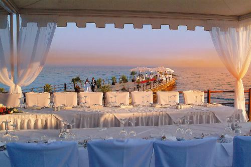 Elias Beach Hotel Wedding Banquet