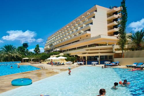 Elias Beach Hotel Panoramic Viwe