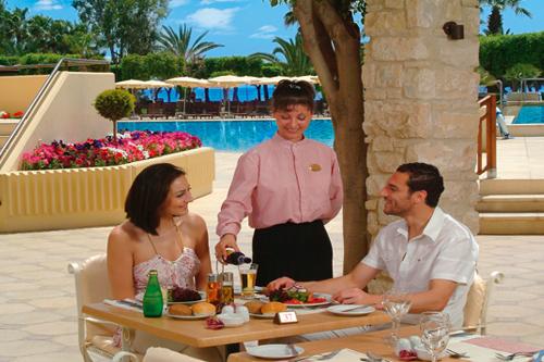 Elias Beach Hotel Restaurant