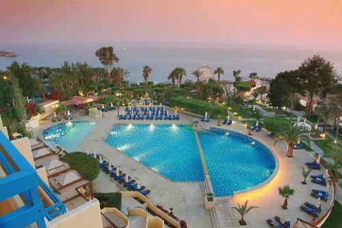 Elias Beach Hotel Sunset